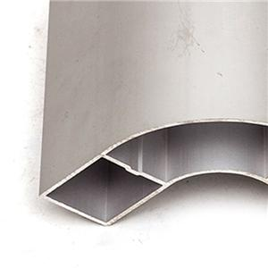 Truck Body Parts Aluminum Guardrail