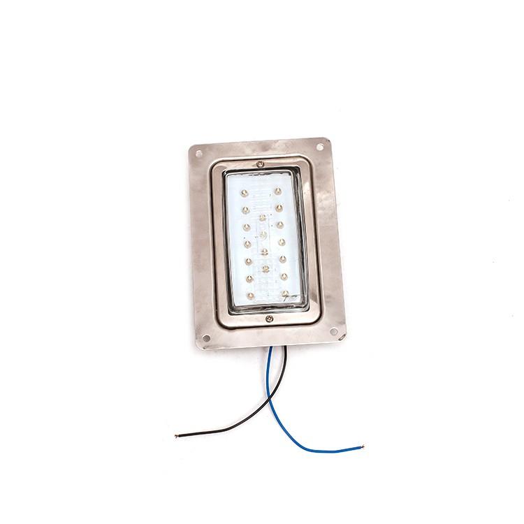 方形DC 12V 24V LED天花板节能灯,用于卡车船用太阳能灯