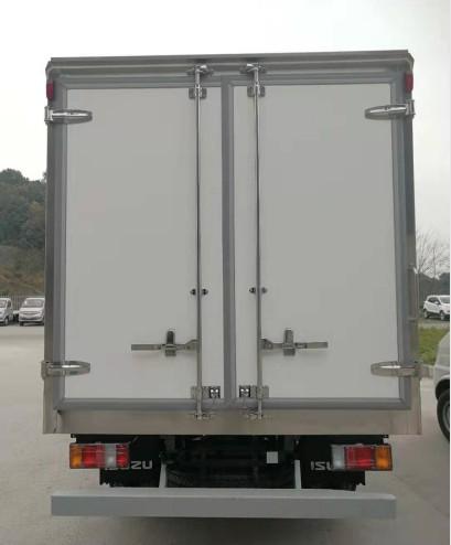 Trailer peças pequenas fechadura da porta do trailer