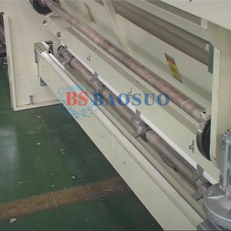 machine à papier de soie