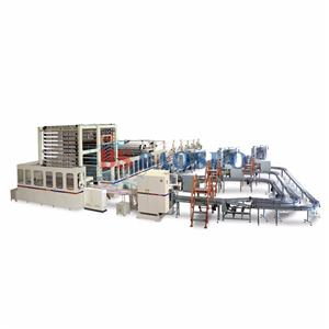 2900mm - 3600mm Auto Transfer Automatic Facial Tissue Production Line