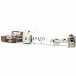 2200mm - 2900mm Auto Transfer Automatic Facial Tissue Production Line