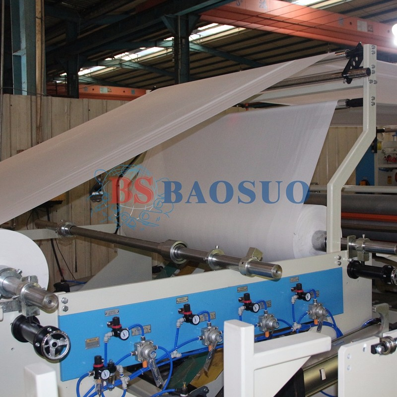 Facial Tissue Production Line