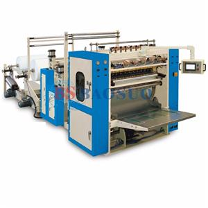 900mm - 1500mm Facial Tissue Folder