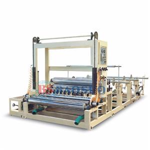 300m/min Automatic Jumbo Roll Slitting Rewinder