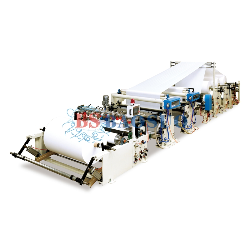 jumbo roll slitting rewinder machine