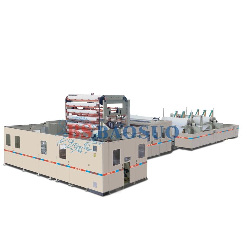 Linia maszyny przewijającej JRT
