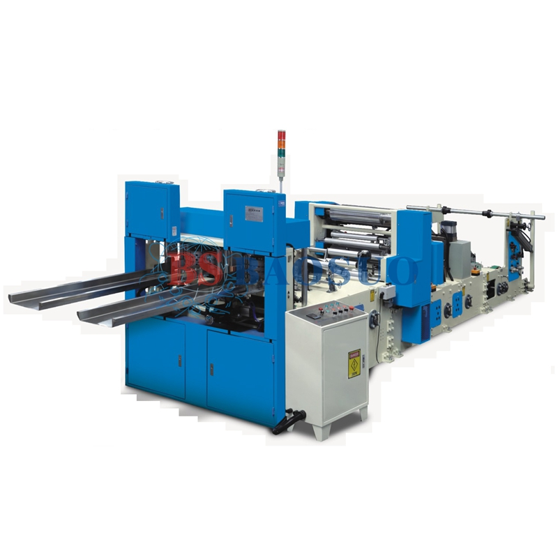 napkin manufacturing machine
