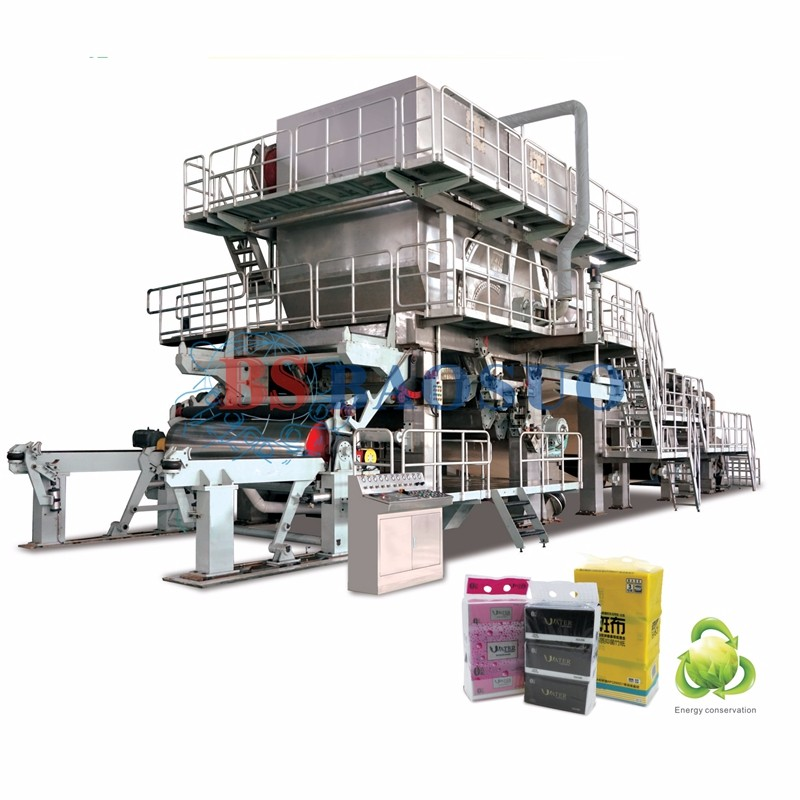 TAD Series Tissue Machine