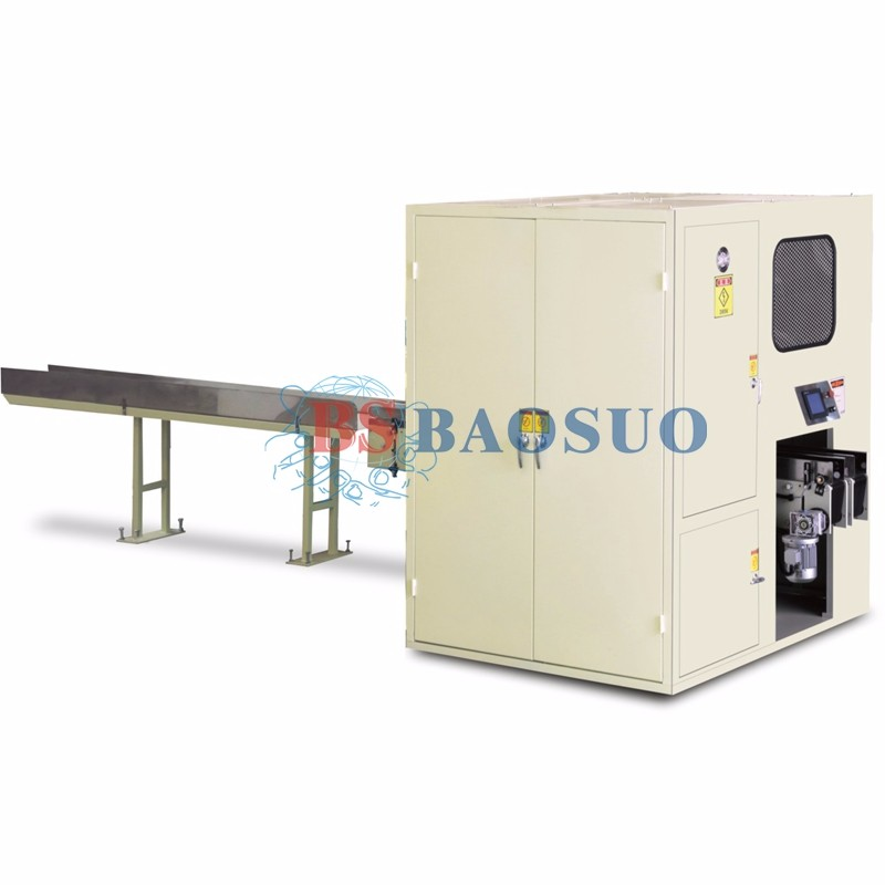 Facial Tissue 2 Line Log Saw