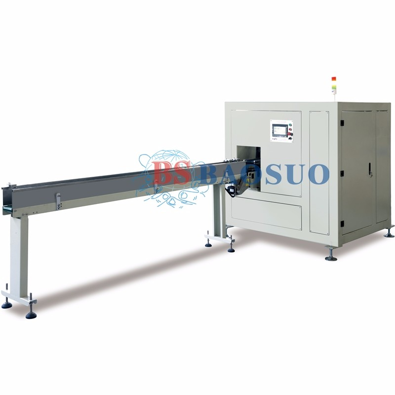 Facial Tissue 1 Line Log Saw