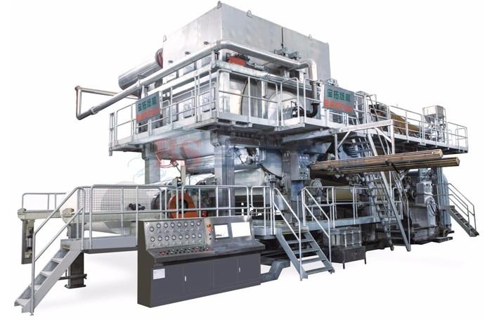 Предприятие Baosuo и казахстанская компания KarinaTrading подписали генеральный контракт на ежегодное производство 12 000 тонн бытовой бумаги.