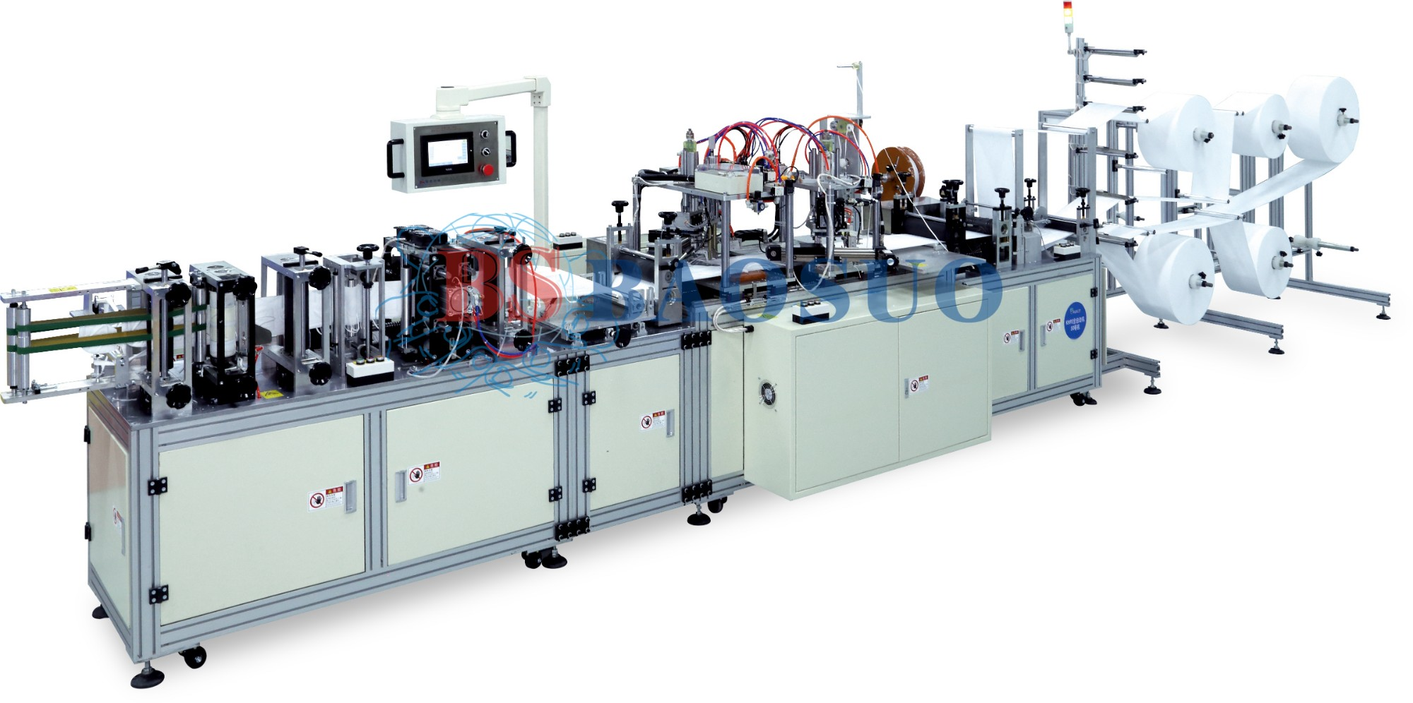 KN95 Fully Automatic Mask Production Line