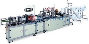 W pełni automatyczna linia do produkcji masek KN95