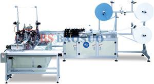 W pełni automatyczna linia do produkcji masek KZPL-GL
