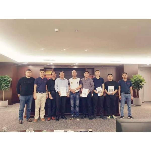 Anhui Renrenjia Paper and Baosuo Enterprise Group signed 2 Baotuo Paper Machines