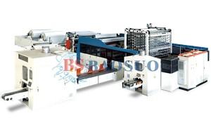 Máquina de rolo de papel higiênico