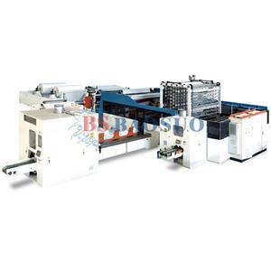 450m/min Non-Stop Rewinder Line