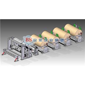Máy quấn cuộn jumbo tốc độ cao tự động PF-EG 5,6m được chế tạo trong nước đầu tiên được giao cho Tập đoàn Taisheng đã bắt đầu thành công