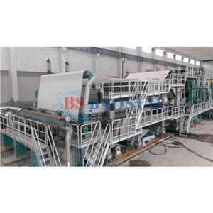 Seria maszyn celulozowych BPM