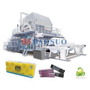 1800m/min Crescent Former Tissue Machine