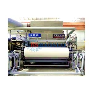 La macchina tissue Baotuo n. 5 è stata messa in produzione con successo presso Shenggang Paper Co., Ltd.