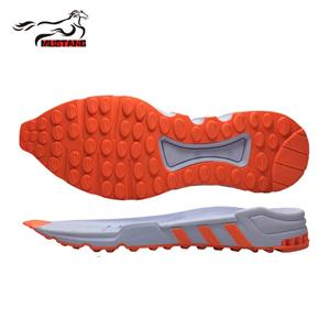 bright color sport shoes sole sole for sports shoes high quality casual shoe tpr sole for shoe making