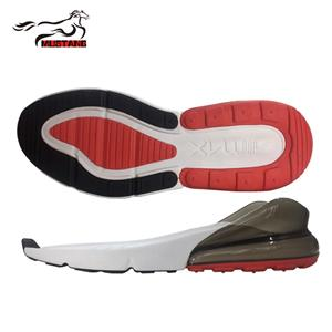 New design sneaker outsole comfortable shoe sole design light weight tpr soles phylon outsole sports eva sole