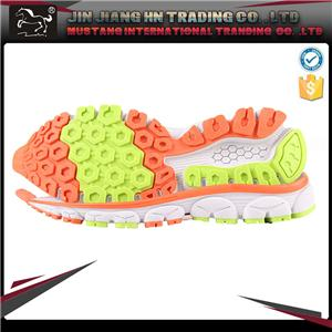 Latest men running shoe soles