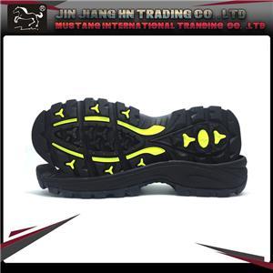 Anti-slip hiking soles
