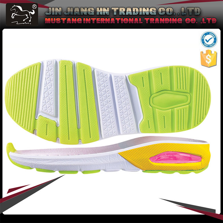 Shoe sole for kids