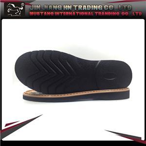 Foam rubber sole