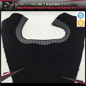 Nylon knit upper
