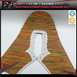 Knitting shoe vamp
