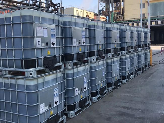 Sewage Treatment Ferric Chloride / Chemicals