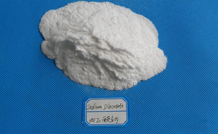 Application of sodium diacetate