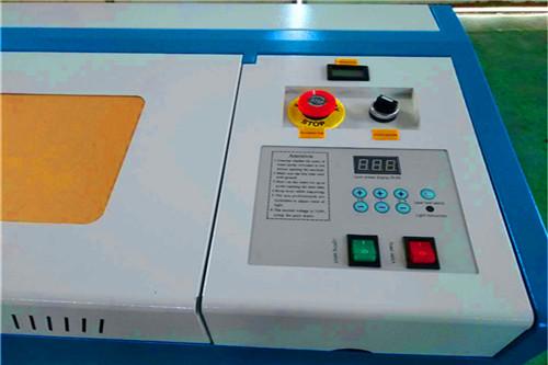 3020 laser stamp machine