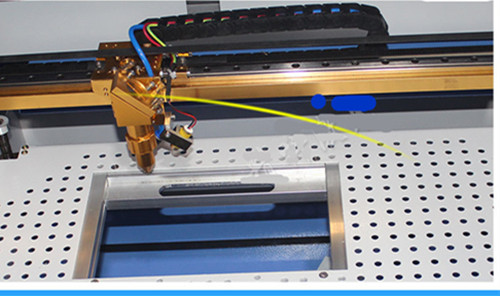 Router do laser do CNC 50W