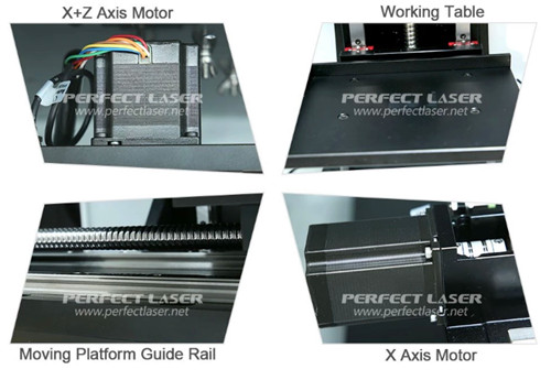 acrylic crystal laser engraving system