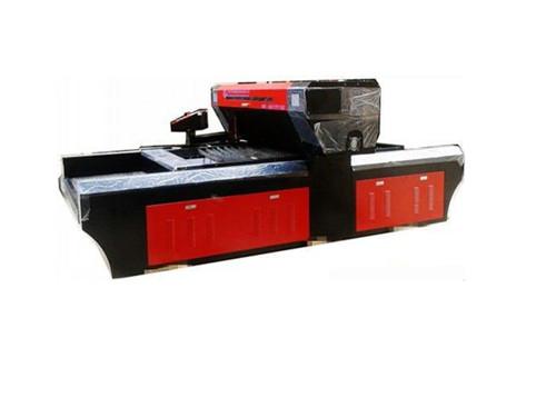 600W laser die cutting machine