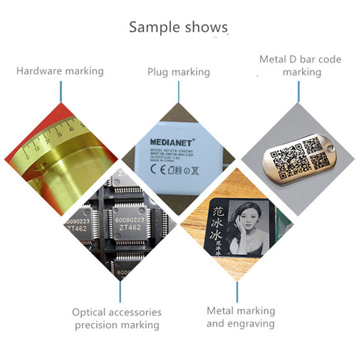 DXF AI laser marking tools