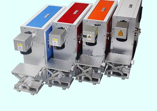 metal CO2 laser marking machine