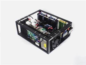 LCD אנרגיה משוב ריתוך YAG ספק כוח לייזר