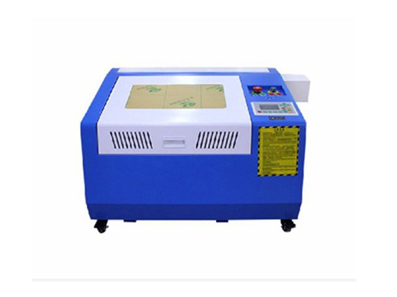 Marble Glass Plastic Crystal 50W CNC Laser Router