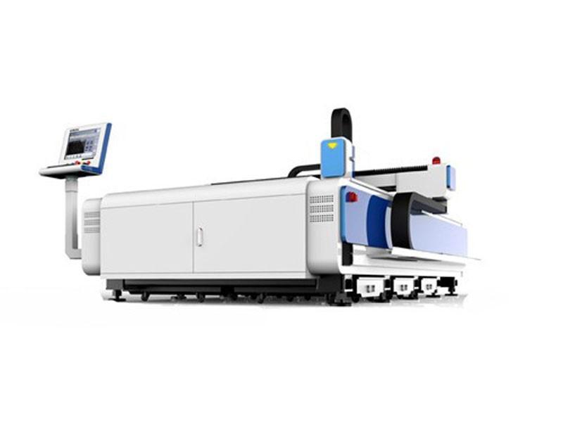 3015 Peralatan Pemotongan Laser Fiber Metal Besar