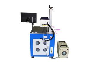 Marcador material do laser do LCD dos polímeros de 3watt 355nm
