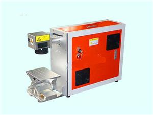 Split PCB Assembly Line Fiber Laser Marking Machine