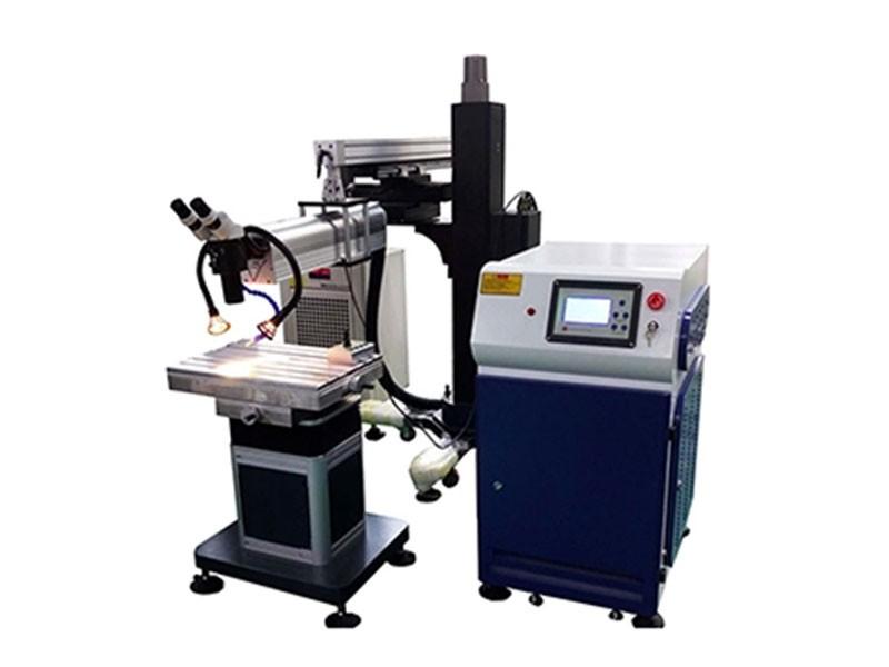 Obturador LCD Reparador de Moldes Handheld YAG Laser Welder