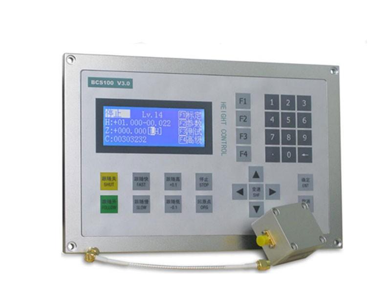 Faserschneiden Cypcut BCS200 Living Focus Controller