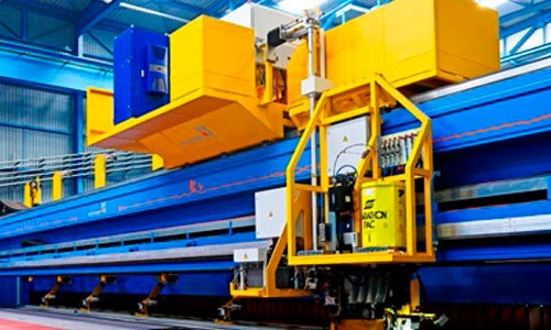 Research to cut cost of laser welding metal sheets for ships